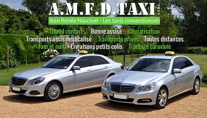 AMFD Taxi